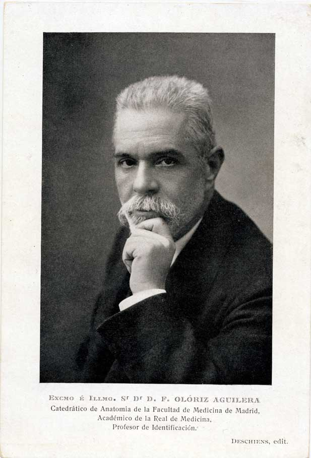 Federico Olóriz y Aguilera (1855-1912)