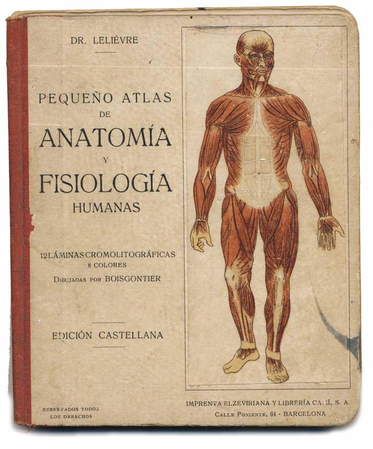 Pequeño Atlas de Anatomí y Fisiología humanas