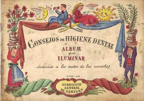 Consejos De Higiene Dental álbum Para Iluminar Dedicado A