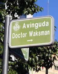 Avenida Dr. Waksman (Valencia)